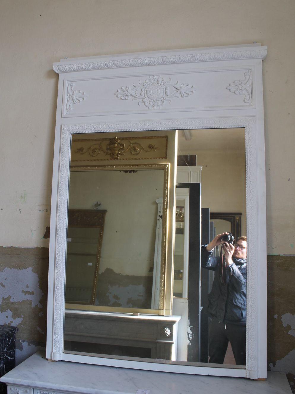 """022M CAMINIERA A PANNELLO LUIGI XVI """"RETOUR D'EGYPTE"""""""