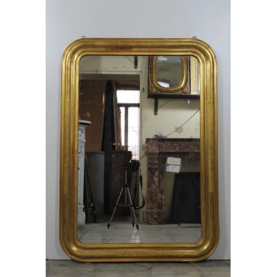 """202 (058) Antica specchiera """"a vassoio"""""""