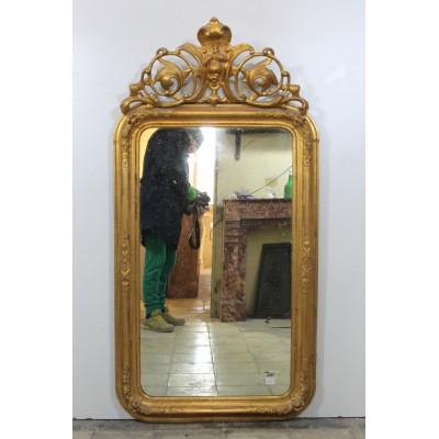 214 (0031) SPECCHIERA D'EPOCA INIZIO ART NOUVEAU
